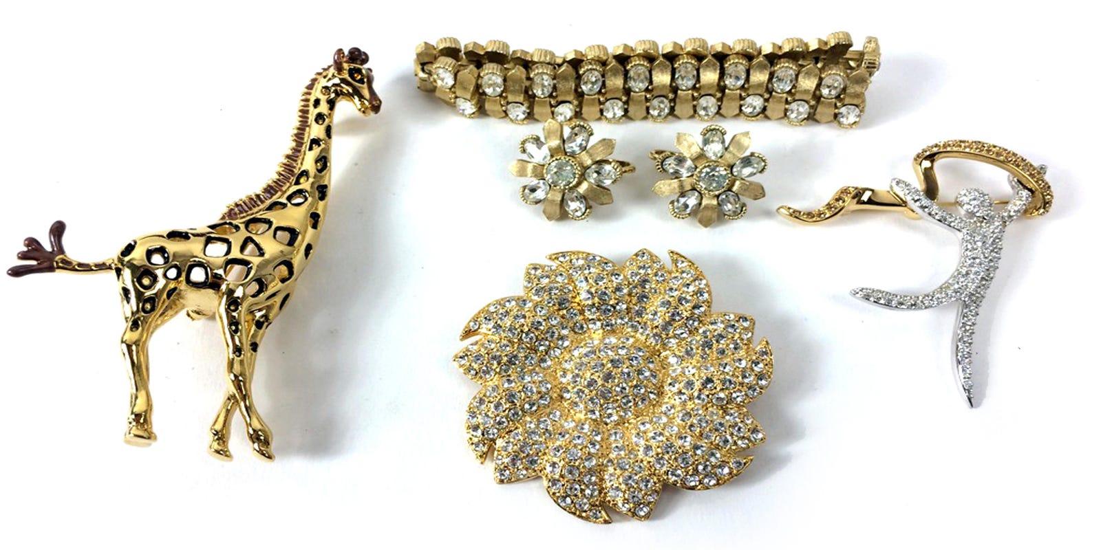 The Glitz of a Diamond Necklace